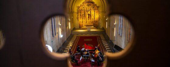 El clave del Emperador (Foto: Jaime Cinca)