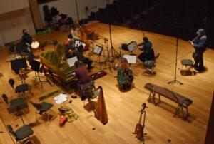 """Grabación """"El clave del Emperador"""" con IBS Classical @ Auditorio Manuel de Falla"""