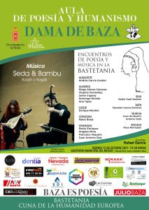 Encuentros de Poesía y Música en la Bastetania @ Auditorio Municipal del Museo, Baza