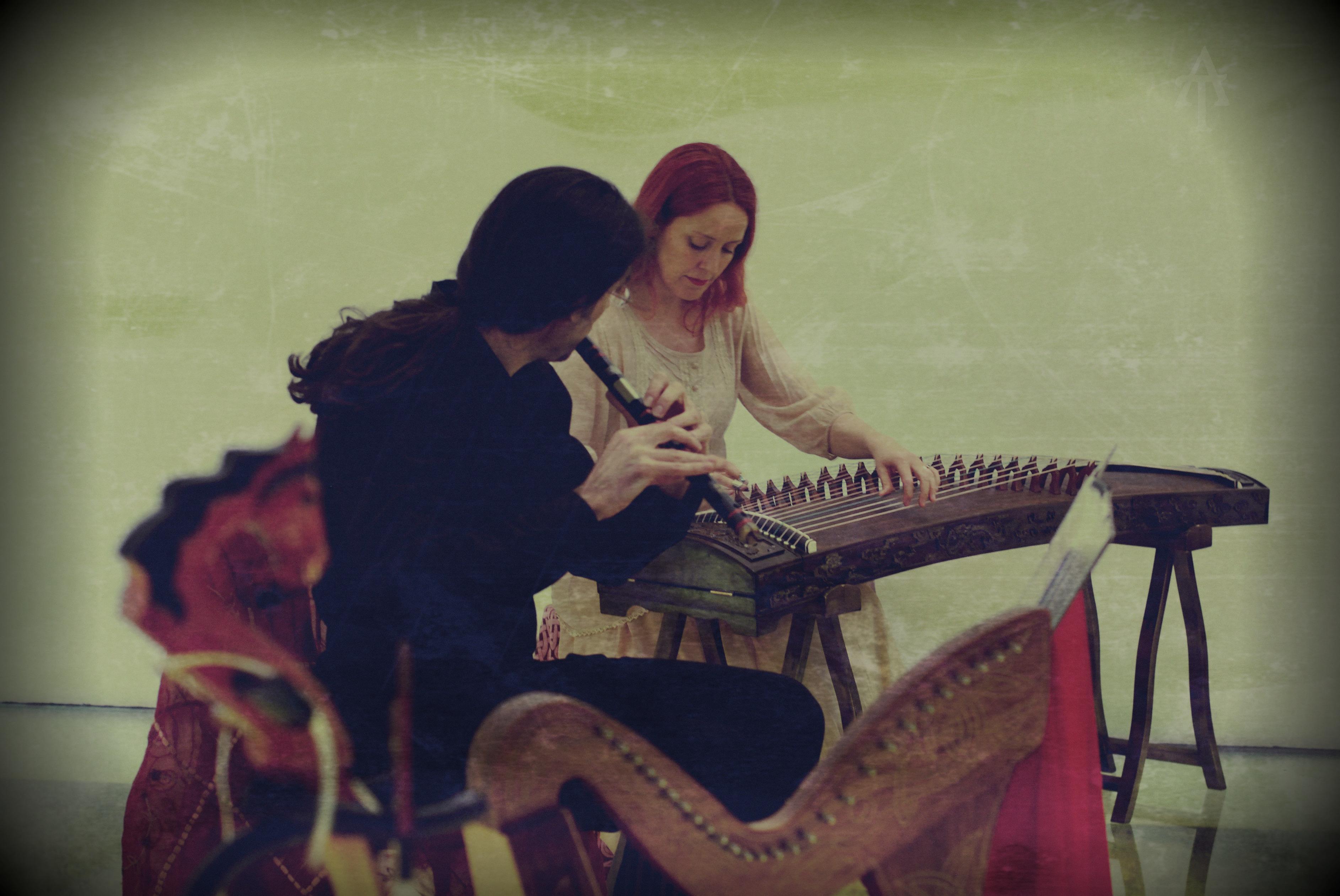 La montaña y el agua: la música tradicional china @ Institut Confuci de Barcelona