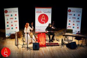 Festival Cultural Asia Sevilla 2015 @ Centro Cívico Las Sirenas